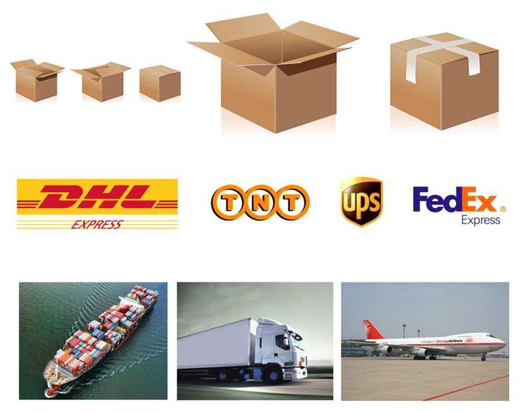 packing & shipping for call system