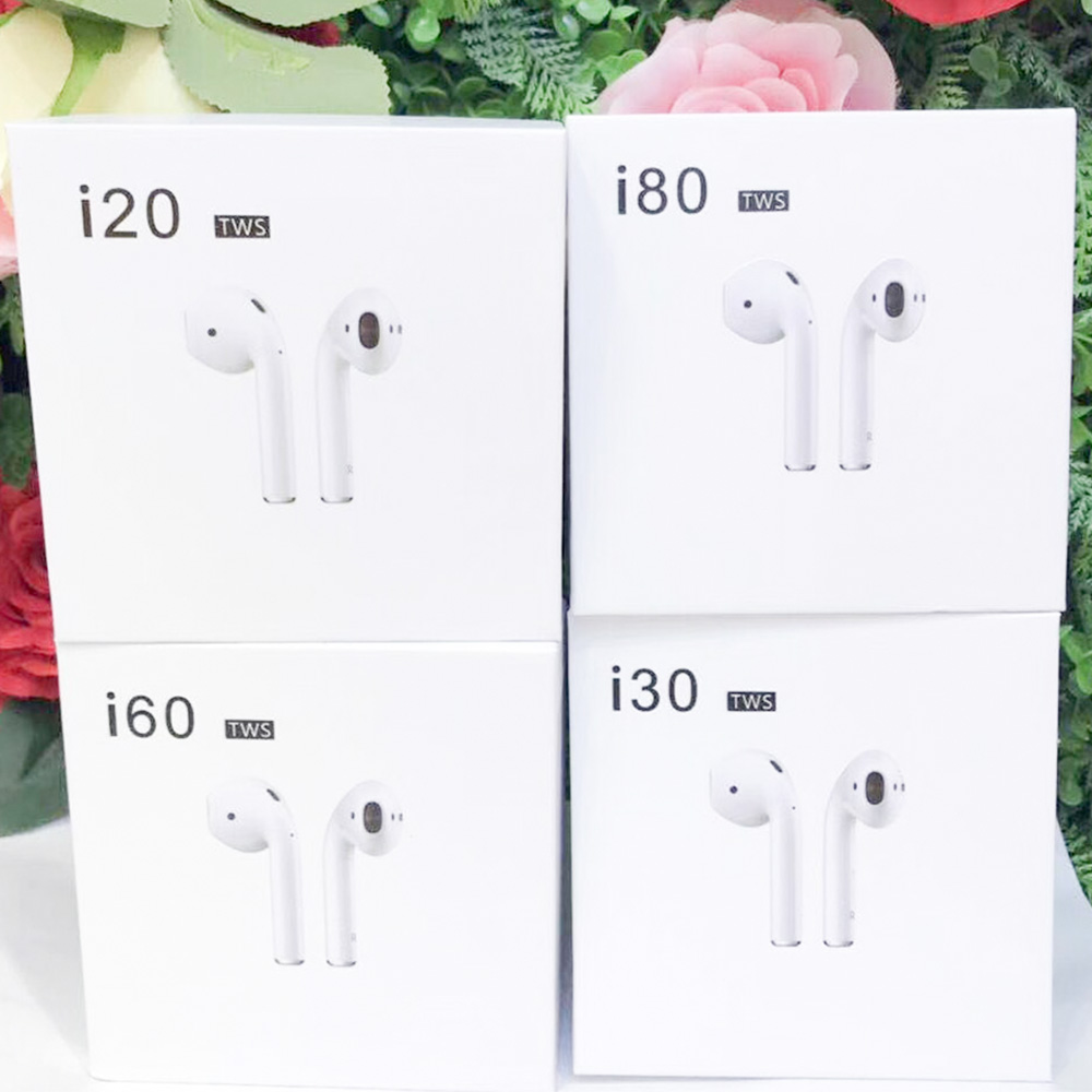 i20 i30 <font><b>tws</b></font> wireless Bluetooth 5.0 earphone i60 pop up earbuds <font><b>i80</b></font> i90 i00 series <font><b>tws</b></font> headset touch control for iPhone Xiaomi image