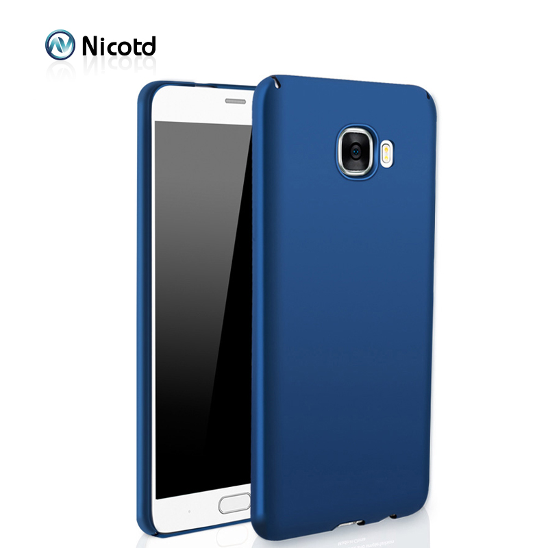 Nicotd Luxury hard Plastic Matte Case for <font><b>Samsung</b></font> A3 A5 A7 <font><b>2017</b></font> 2016 Full Cover PC Cell Phone Case For Galaxy J3 J5 J7 <font><b>2017</b></font> image
