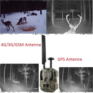 Image 1 - Balever LTE WCDMA GSM Wireless 2G 3G 4G Hunting Trail Cameras IP66 No Flash MMS Email FTP and APP
