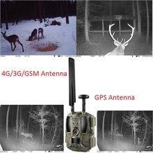 Balever lte wcdma gsmワイヤレス2グラム3グラム4グラム狩猟トレイルカメラIP66なしフラッシュmms電子メール、ftpとアプリ