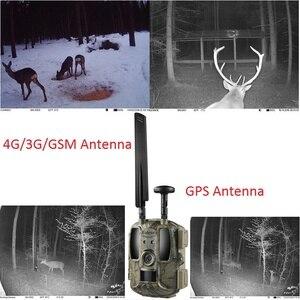 Image 1 - Balever lte wcdma gsmワイヤレス2グラム3グラム4グラム狩猟トレイルカメラIP66なしフラッシュmms電子メール、ftpとアプリ