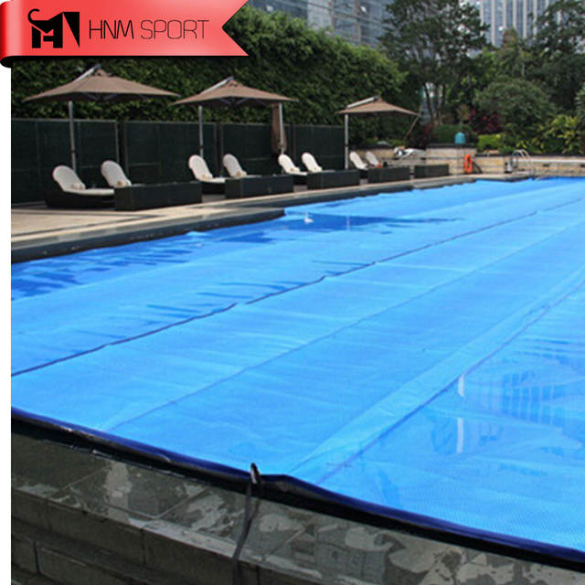 US $14 8 50% OFF|HMN SPORT 2017 New 1PCS Blue Swimming Pool Cover 400  Micron 12 mil Solar Blanket Customized Size and Shape Easy Frame Pools-in  Pool &