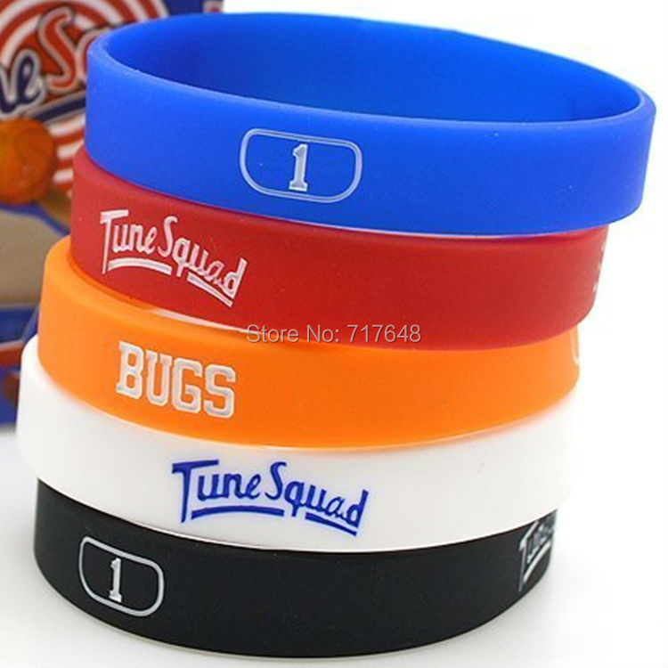 300pcs Best E Jam 1 Bugs Tune Squad Wristband Silicone Bracelets Free Shipping By Fedex In Cuff From Jewelry Accessories On Aliexpress