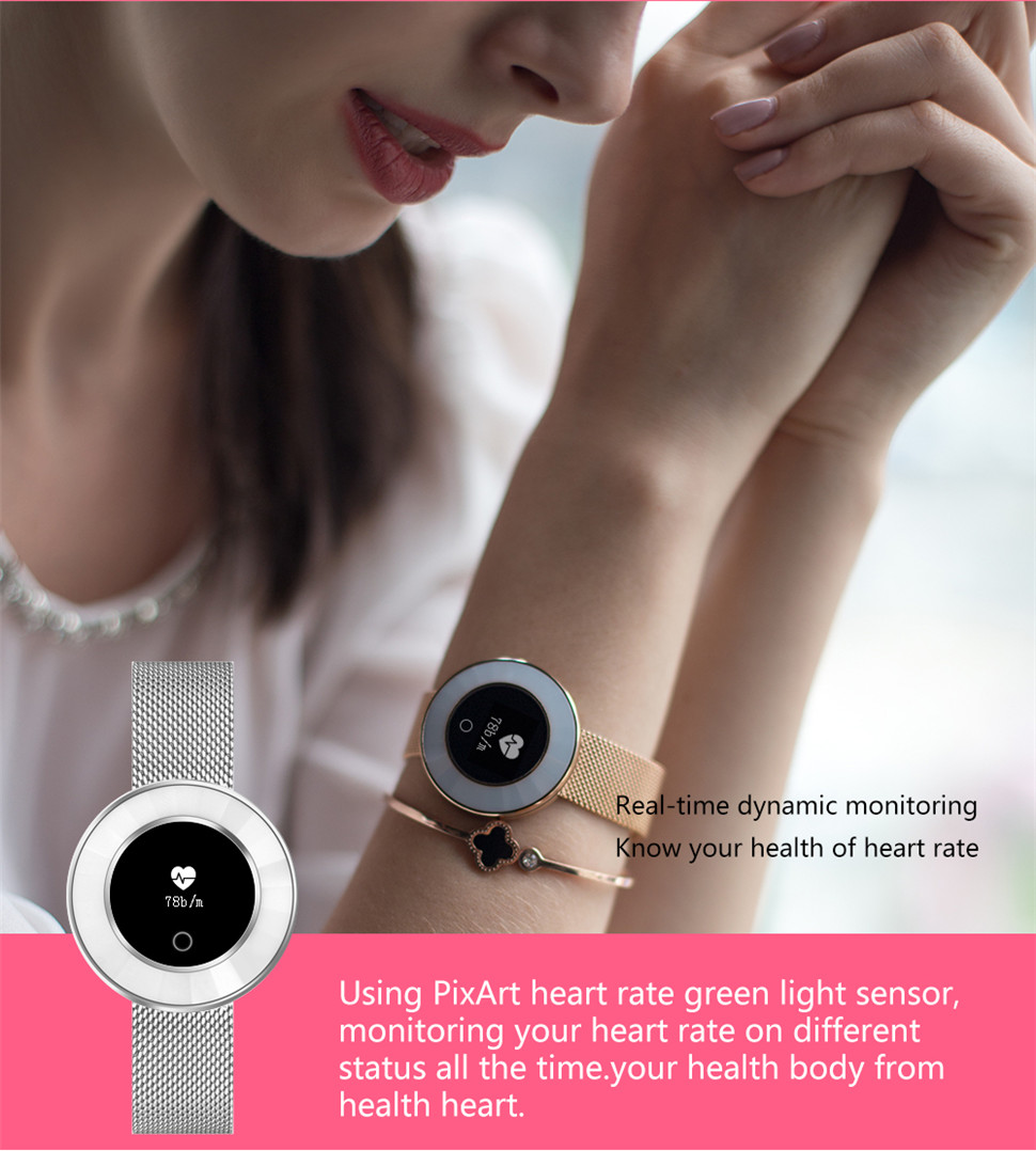 YKSO IP68 Waterproof Smart Bracelet Pedometer X6 Fitness bracelet Sleep Heart Rate Monitor Smart Bracelet (17)