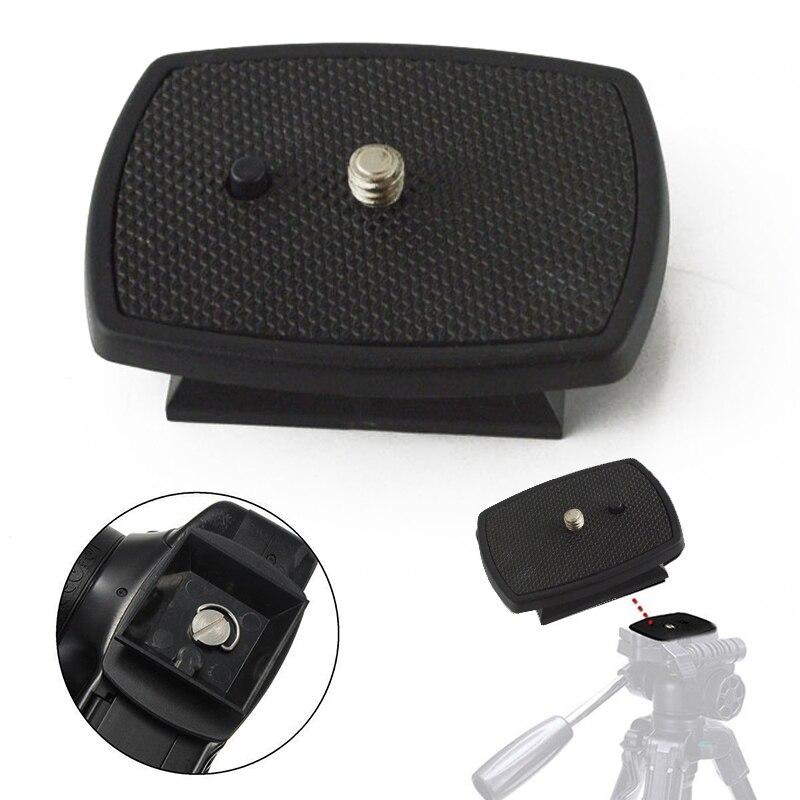 Mayitr Quick Release Tripod Plate Screw Adapter Universal Tripod Monopods Camera Quick Release Plate for Digital Camera DSLR SLR