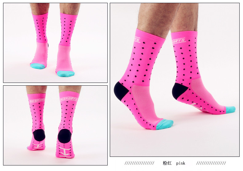 Outdoor Breathable Cycling Sock  (18)