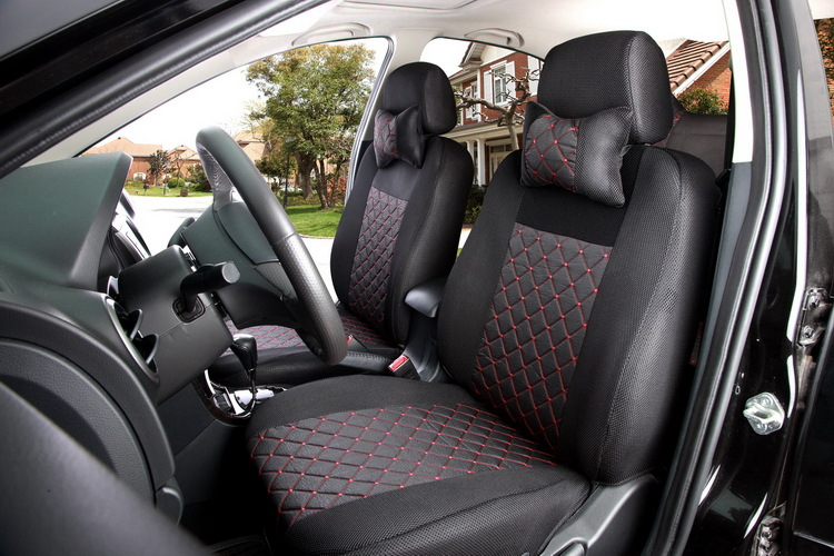 Kwheel 4Color Breathable Car Seat Covers Car Cushion For FORD Focus Fiesta F-Series Mondeo S-MAX ford f parade s end