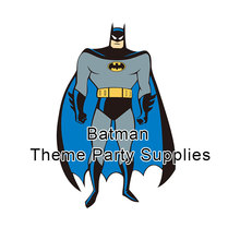 For 10 kids Party Set Batman Tableware Plate Napkins Banner Birthday Party Decoration Candy Box Party  sc 1 st  AliExpress.com & Buy party batman and get free shipping on AliExpress.com