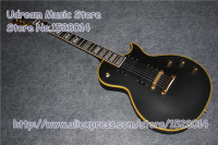 Hot Sale China OEM Matte Black Finish Suneye Deluxe Electric Guitar With Gold Hardware & LP Guitar SG Guitar ES Guitar Available