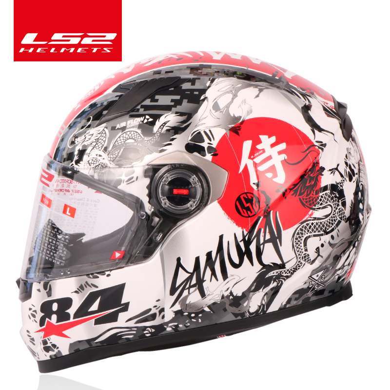 New Arrival LS2 FF358 full face motorcycle helmet isigqoko capacete casque moto LS2 FF352 same color