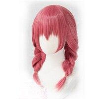 Blend S Esu Miu Amano Cosplay Wig Braids Role Play Hair Japanese Anime +wig cap