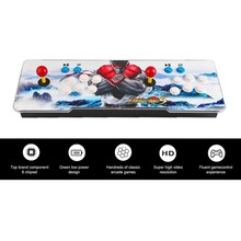 AU plug Game Arcade Console Usb Gamepad Arcade Buttons Kit Double Game pad Console Best Joystick Gift