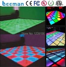 Leeman крытый аренда светодиодных танцпол/интерактивный пол китай поставщик/видео танцпол свет