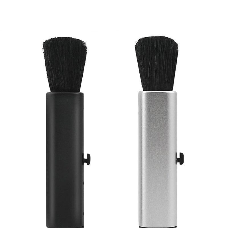 1PCS Car Washing Machine Microfiber Car Cleaner Telescopic Slit Soft Fur Dust Sweeper Tools Clean Brush Brush