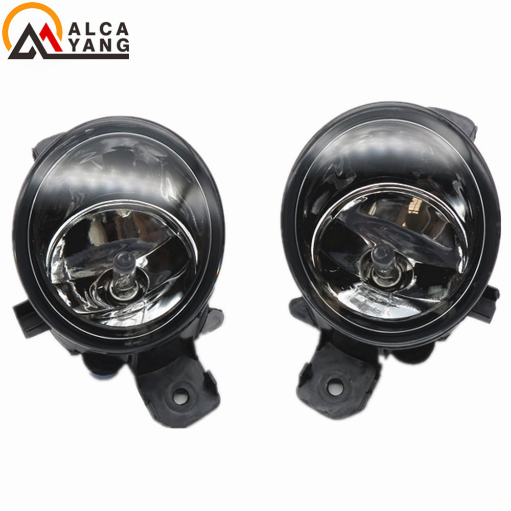 Malcayang Devil Eyes Auto styling LED/Halogen Nebelscheinwerfer Lichter drl Refit 55 Watt...