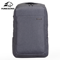 Kingsons 15 6 Inch Air Bag Shockproof Waterproof Laptop Backpack Large Space Knapsack Men Women Computer