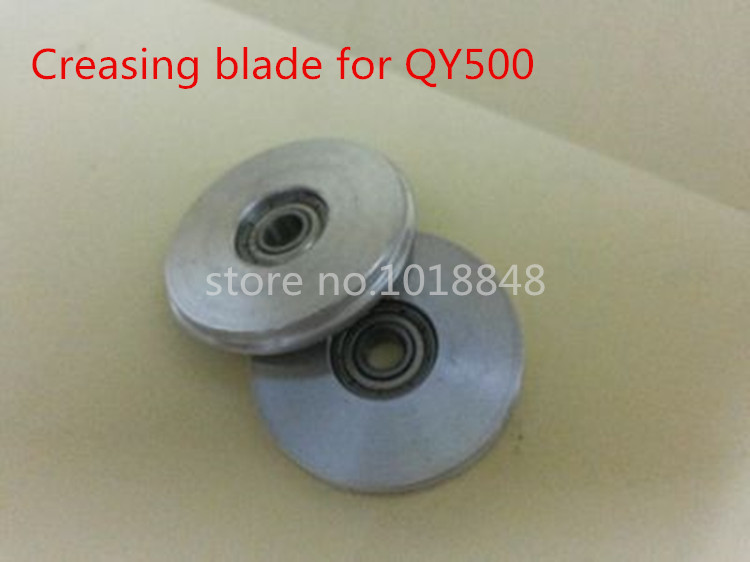 Creasing blade for H500 Electric paper creasing machine book cover creasing cutting and creasing machine  цены