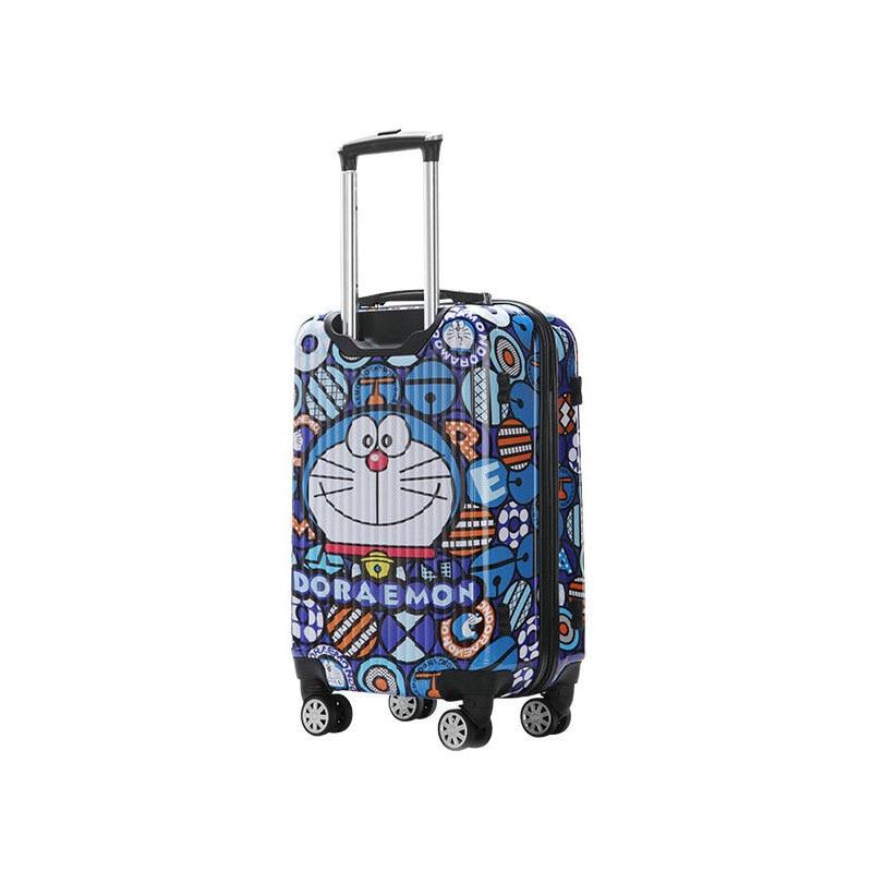 Yeni Doraemon Karikatür Bagaj Erkekler ve Kadınlar Moda Seyahat - Bagaj ve Seyahat Çantaları - Fotoğraf 4