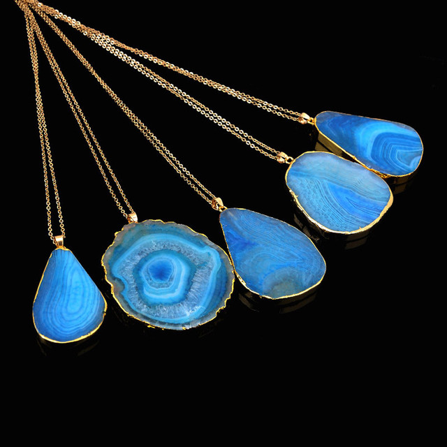brixini.com - Exquisite Natural Healing Stone Necklace