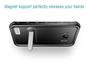 Image 5 - Funda impermeable para Samsung Galaxy S8 Plus /S9, funda trasera a prueba de golpes totalmente sellada para Samsung Galaxy s10 S8 note 10 9 Plus sleev