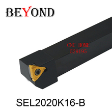 Sel2020k16-b,thread Turning Tool Factory Outlets, For 16 Er Insert The Lather,boring Bar,cnc,machine