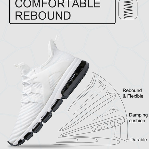 Onemix 2018 Summer New Air Running Shoes Men Outdoor Sports Shoes Breathable Jogging Sneakers shoes black training sports shoes Multan