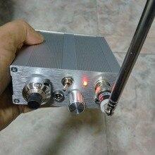 118 136MHZ להקת תעופה מקלט AM Airband תעופה תדר מקלט + מובנה ליתיום סוללה + אוזניות + אנטנה