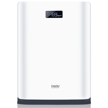 KJ455G-S4D Air Purifier for Home In Addition To Formaldehyde Formaldehyde Double Face Series Ionizer