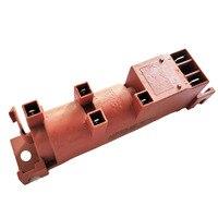 Ac 220 240 v quatro terminais acendedor de pulso para fogão a gás placa de ignição elétrica parte|igniter for gas stove|ignition ignitionignition pulse -