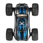 Christmas toy GPTOYS Foxx S911 2.4GHz 1/12 Scale RC Car 2WD 40km/h High Speed Big Wheels Off-Road Truck Super Power Electric Car