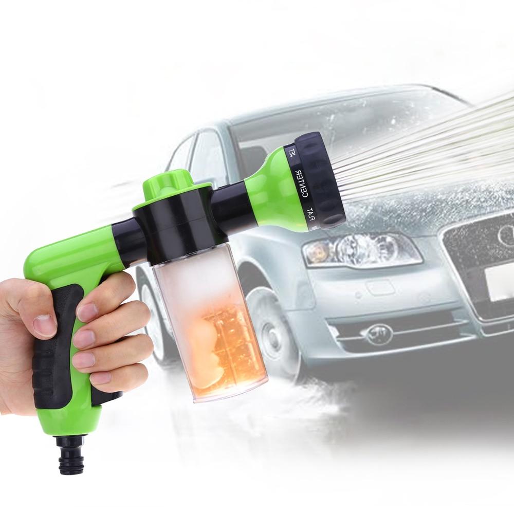 2016 Hot Sale Car Washing Foam Water Gun Car Washer Portable Durable High Pressure For Car