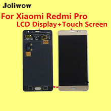 High Quality for Xiaomi Redmi Pro LCD Display Touch Screen frame Digitizer Glass Lens Assembly Replacement
