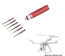 6-in-1 Screwdriver Kits For XIAOMI Mi Drone Quadcopter 4K Version Repair Parts Screw Driver  Xiao Mi Spare Parts