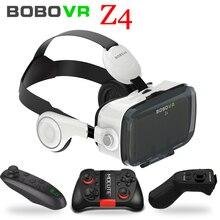 Original brand BOBOVR Z4 xiaozhai Virtual Reality 3D VR Glasses cardboard bobo vr z4 for 3.5 – 6.0 inch smartphones Immersive