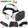 Original BOBOVR Z4 Virtual Reality VR Glasses Headset Leather 3D Cardboard Helmet Stereo Box BOBO VR for 4-6' Smart Phone