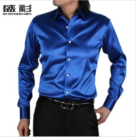 Best Seller Men's Shirt Men's Long sleeve Formal Shirt Casual ...