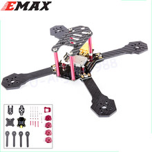 1 set Emax Nighthawk X5 200mm High Speed Carbon Fiber Frame Kit 5mm Arm With PDB Wholesale Dropship(China)