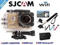 Original SJCAM SJ4000 WIFI Video Action Camera Full Hd 1080p Waterproof Go Pro Style Sport DV