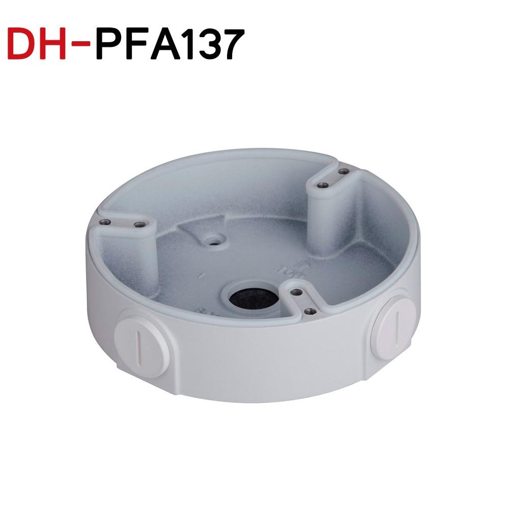 цена на DH Waterproof Junction Box PFA137 For DH IP Camera IPC-HDBW4431R-S & IPC-HDBW4431R-ZS CCTV Mini Dome Camera DH-PFA137
