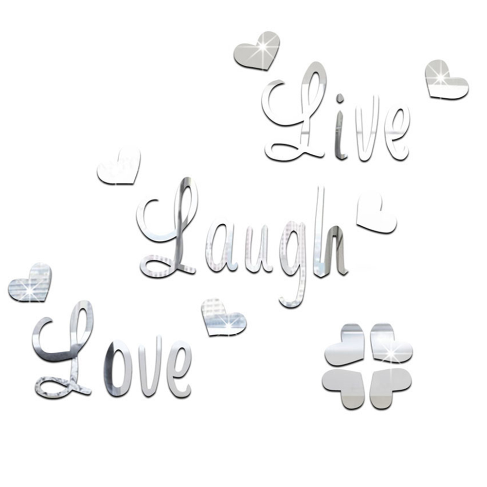 live love laugh stickers sticker collections por live love laugh wall art live love laugh wall