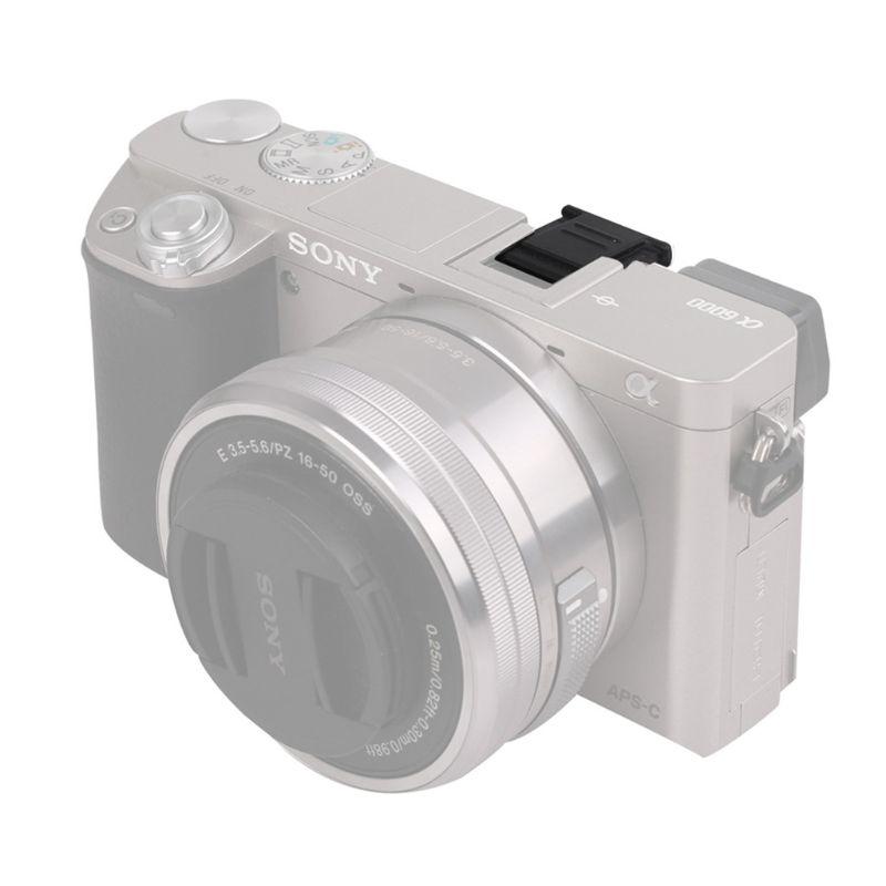Горячий башмак Крышка Анти-пыль анти-удар Cam комплект для sony FA-SHC1M A6000 A7 A9 RX100 DSLR камеры#328
