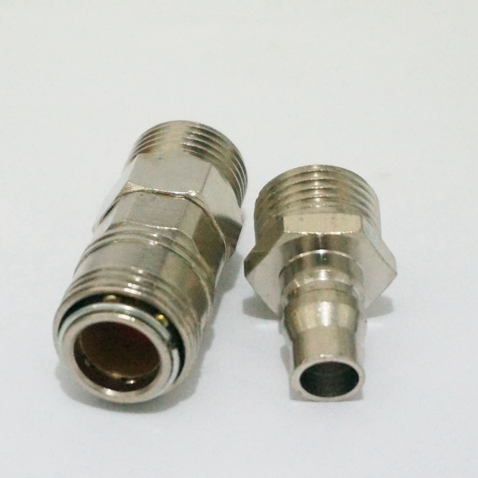 PM20 8mm Barbed Pneumatic Air Line Male Hose Quick Fitting Connector Coupler