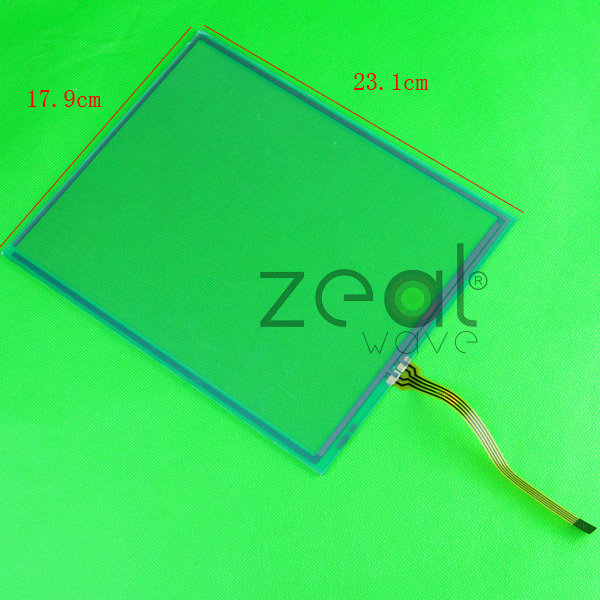 Touch Screen Glass Panel For Pro-face AST-3501-C1-D24 AST3501-C1-AF touch screen glass panel ug630h xh