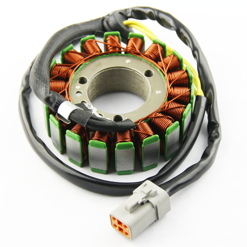 Motorcycle Ignition Magneto Stator Coil for Can am Outlander 650 EFI Max 650 XT Magneto Edition