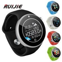 Pulsmesser smart watch c5 wasserdicht ip67 sport pedometer bluetooth smartwatch für ios android unterstützung sim-karte