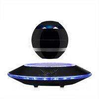 Wireless Levitating Bluetooth 4 0 Speaker Intelligent 3D Subwoofer Suspending Sound Built In Microphone Magnetic Suspension