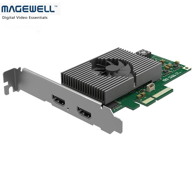 US $899 0 |Magewell Pro Capture HDMI 4K Plus LT, HDCP HDMI Video Capture 4K  Support windows Linux Mac OS-in Video & TV Tuner Cards from Computer &
