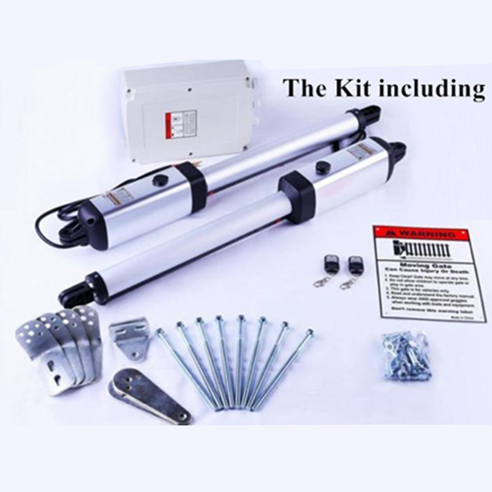Vdc linear actuator automation swing gate motor kit