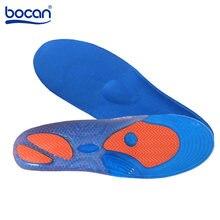 Гелевые стельки bocan уход за ногами при подошвенном фасциите